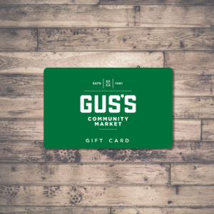 Gus's Market Gift Card