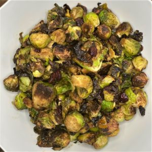 Brussel Sprouts Holiday