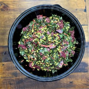 Kale and Beet Catering