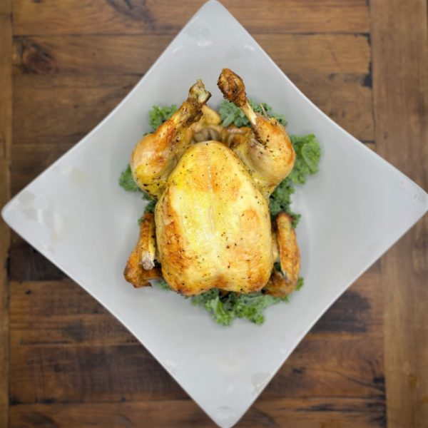 Mary Organic Chicken Catering