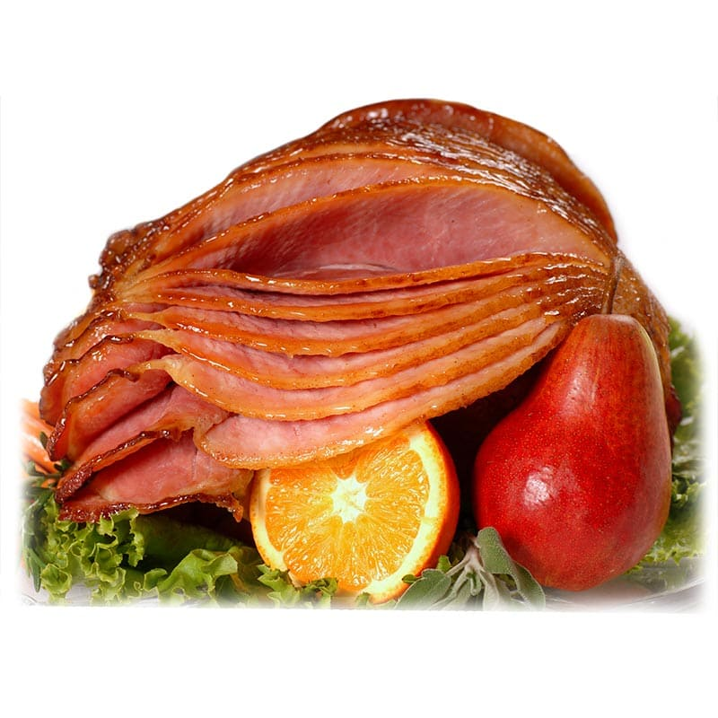 Beelers Spiral Sliced Bone-in Half Ham