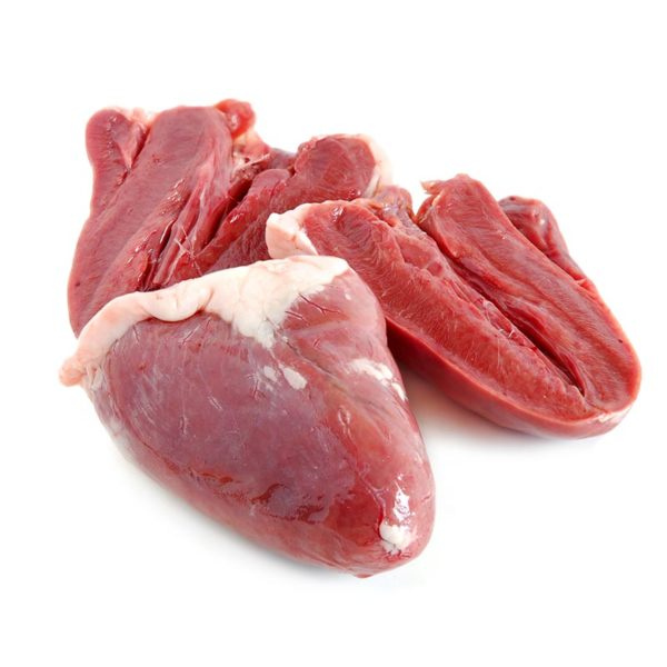 Diestal Farms Turkey Hearts