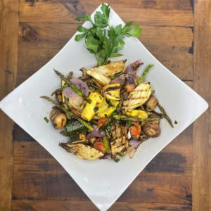 Roasted Vegetables Catering