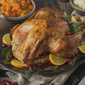 Holiday Roasted Turkey 1