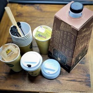 Coffee Carafe catering