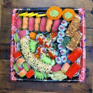 Sushi San Platter